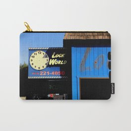 O O'CLock World Carry-All Pouch