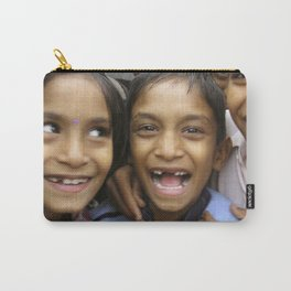 A project to improve the quality of life of people infected with or affected by HIVAIDS in Maharasht Carry-All Pouch