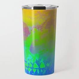 Skull/Star II Travel Mug
