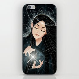 Star-Kindler iPhone Skin