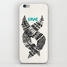 United Love iPhone & iPod Skin