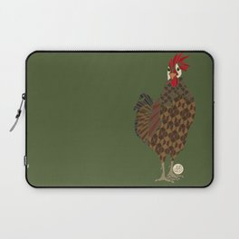 Chicken Laptop Sleeve