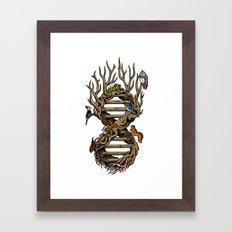 Infinitree of Life Framed Art Print