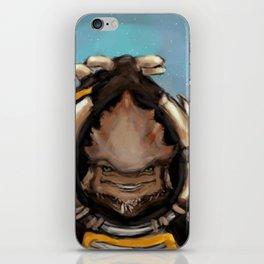 Krogan Pancake iPhone Skin