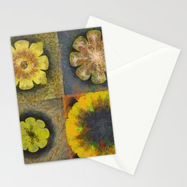 Rancidified Make Flower  ID:16165-054051-44610 Stationery Cards