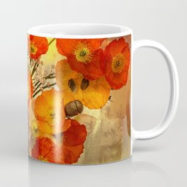 Poppy Expressions Coffee Mug