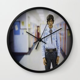 Vote 4 Pedro Wall Clock