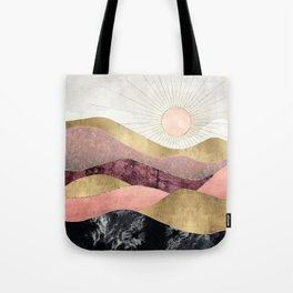 Blush Sun Tote Bag