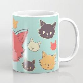 Kitty Wink Coffee Mug