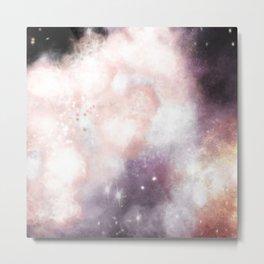 Andromeda Skies Metal Print