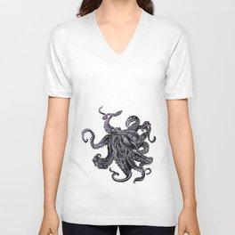 Sea Monsta Unisex V-Neck