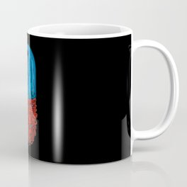 Cyberpunk Experiment Coffee Mug
