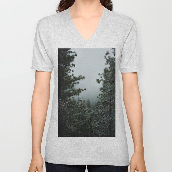 Backwoods Winter: Ponderosa Pines, Washington by va103