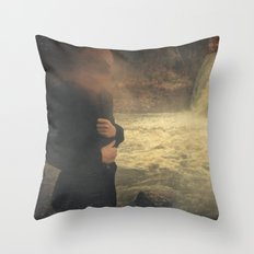 Are you there? Throw Pillow