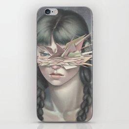 Vertices 03 iPhone Skin