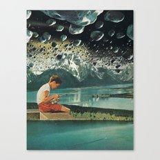 Fishing Boats (2015) Canvas Print