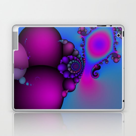 Perpetual Bliss Laptop & iPad Skin