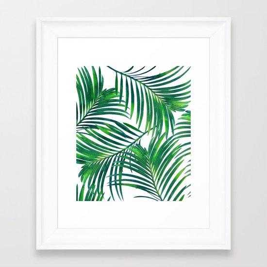 Palm Paradise #society6 #decor #buyart by 83oranges