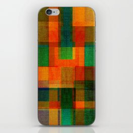 Decor colors - iPhone Skin