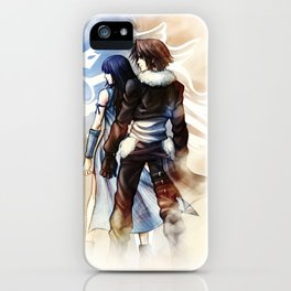 Squall and Rinoa - Griever iPhone Case