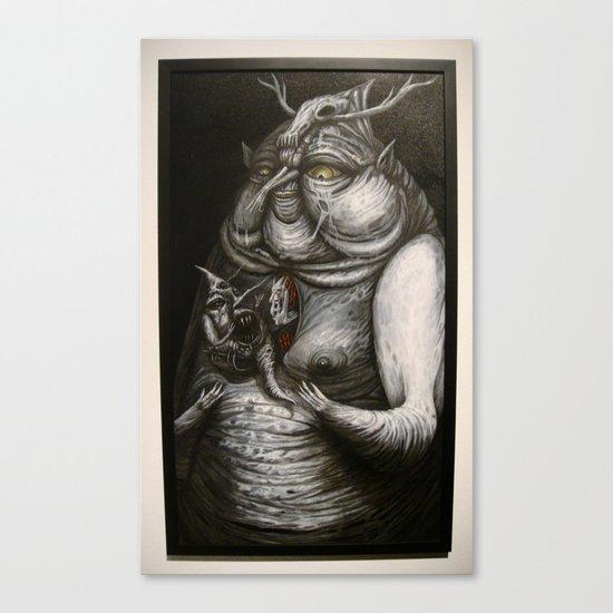 absu Canvas Print