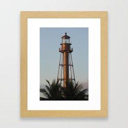 Sanibel Light Framed Art Print