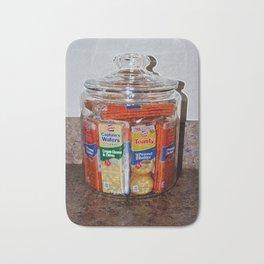 Grandma's Cracker Jar Bath Mat