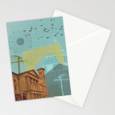 The light gets in Stationery Cards