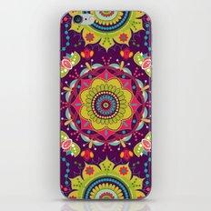 Papel de Parede Mandalas iPhone & iPod Skin