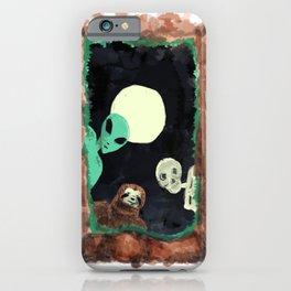 Grave Squad iPhone Case