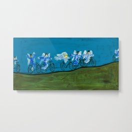 Angels Day Out Metal Print