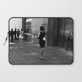 Breakfast at Tiffany's Laptop Sleeve