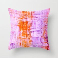 abstract 642 Throw Pillow