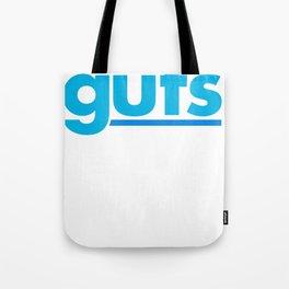 Guts Tote Bag