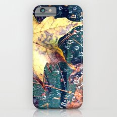 Fall in the Spider's Web Slim Case iPhone 6s