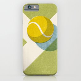 BALLS / Tennis (Grass Court) iPhone Case