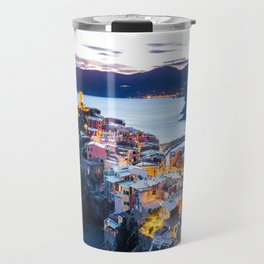 Cinque Terre #society6 #decor #buyart #homedecor Travel Mug