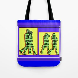 Capitalist Perspective Tote Bag
