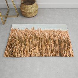 corn field Rug