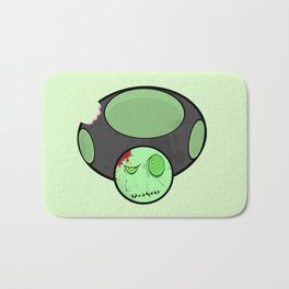 Zombie Toad Bath Mat
