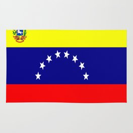 Flag of Venezuela Rug