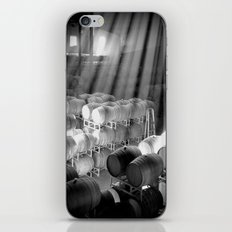 barrel room iPhone & iPod Skin