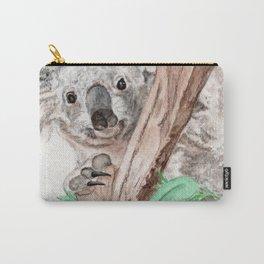 Koala Peek-A-Boo Carry-All Pouch