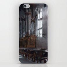 Graham Chapel iPhone & iPod Skin