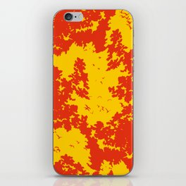 Song of nature - Sunset iPhone Skin