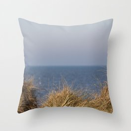 Wild Landscapes at the coast 7 Throw Pillow