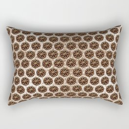 Armenian eternity sign Rectangular Pillow
