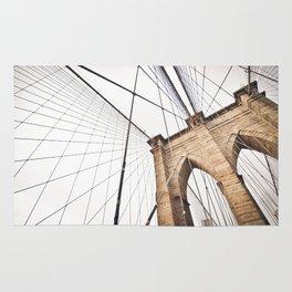 Brooklyn Bridge I Rug