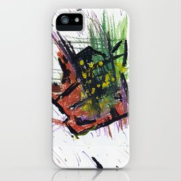 Concentrated Mass iPhone Case