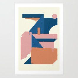 Emmecosta Art Print